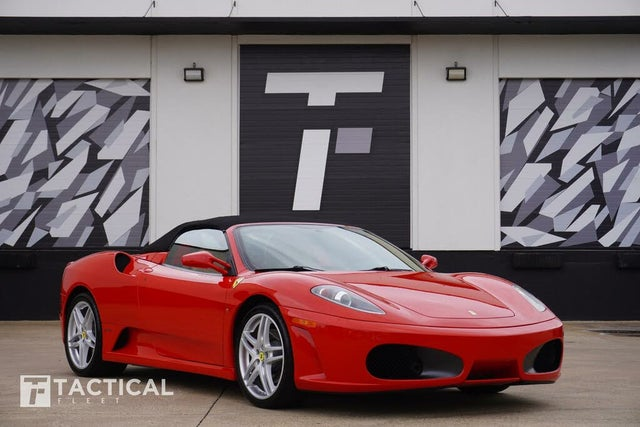 2006 Ferrari F430 Spider F1 Spider 2dr Convertible