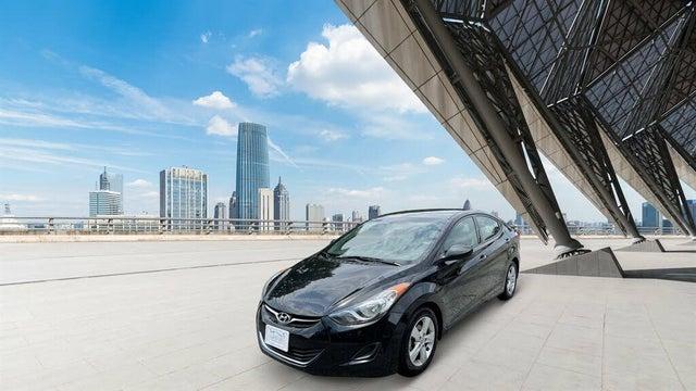 2013 Hyundai Elantra GLS Sedan FWD
