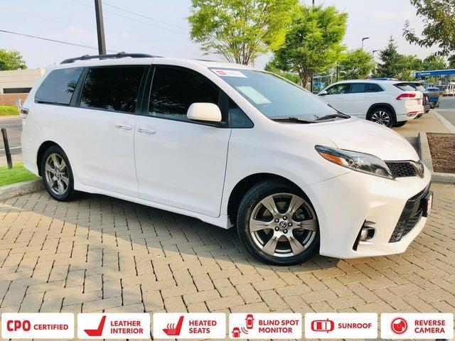 2018 Toyota Sienna SE Premium 8-Passenger FWD