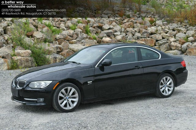2012 BMW 3 Series 328i xDrive Coupe AWD