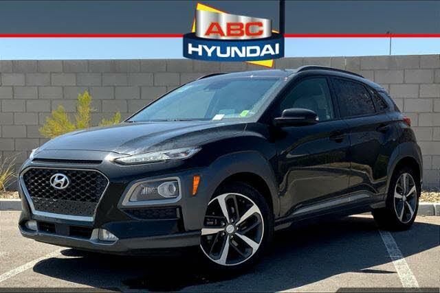 2019 Hyundai Kona Ultimate AWD