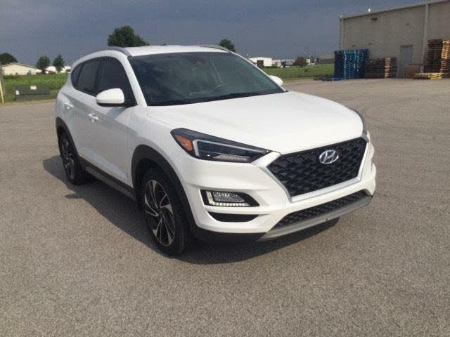 2020 Hyundai Tucson Sport AWD