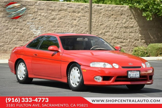 2000 Lexus SC 400 400 RWD