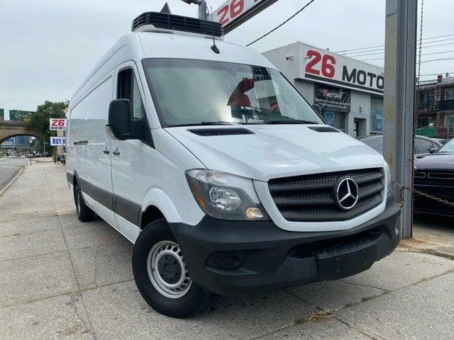 2018 Mercedes-Benz Sprinter Cargo 2500 170 V6 High Roof Extended RWD