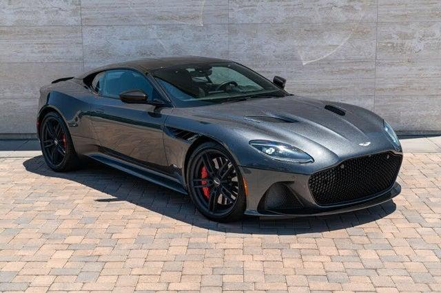 2019 Aston Martin DBS Superleggera Coupe RWD