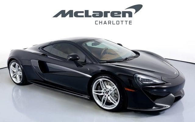 2017 McLaren 570GT RWD