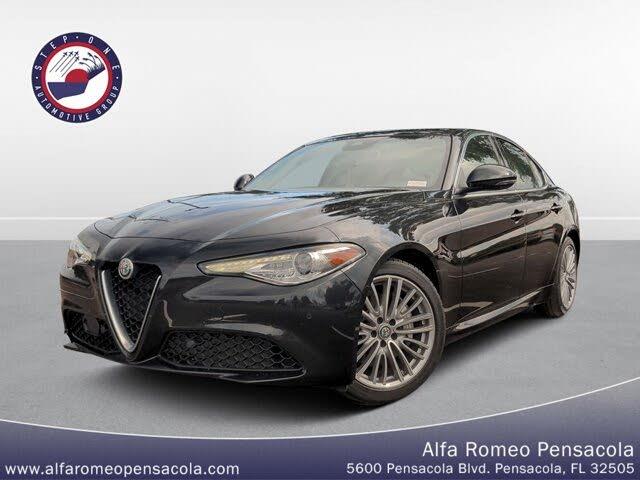 2020 Alfa Romeo Giulia Ti Lusso RWD