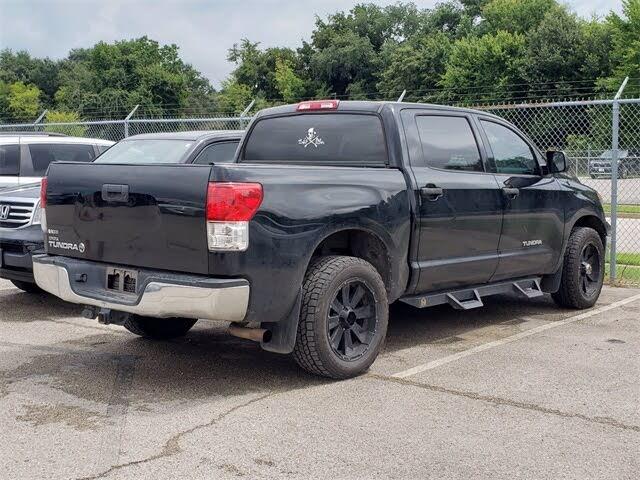 2012 Toyota Tundra SR5 CrewMax 4.6L