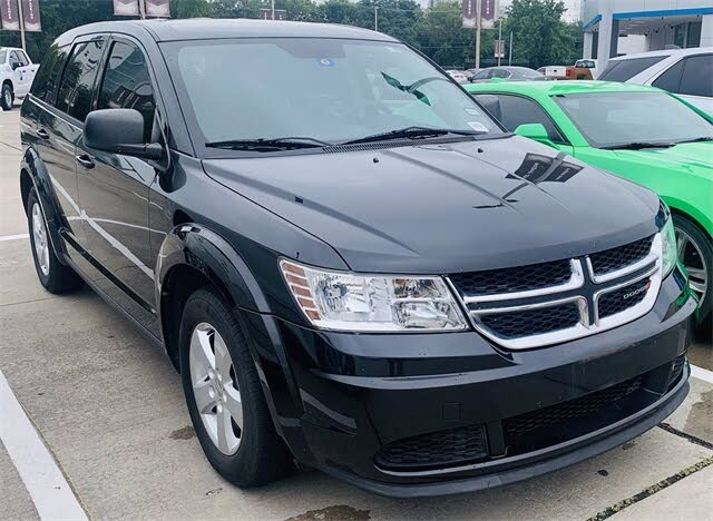 2013 Dodge Journey American Value Package FWD