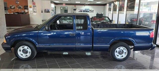 1999 GMC Sonoma 2 Dr SLS Sport Extended Cab SB