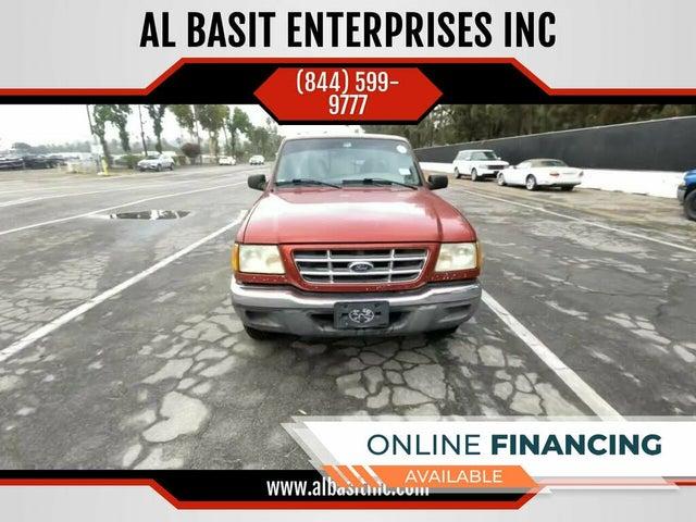 2003 Ford Ranger 4 Dr XL Extended Cab SB
