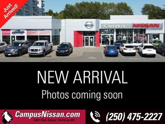 2018 Nissan Sentra SR Turbo FWD