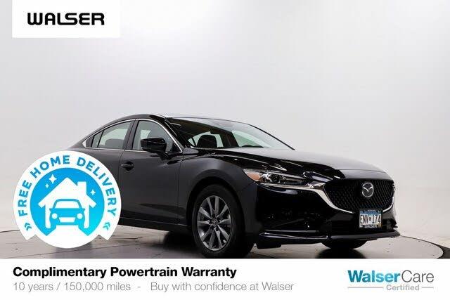 2020 Mazda MAZDA6 Sport FWD