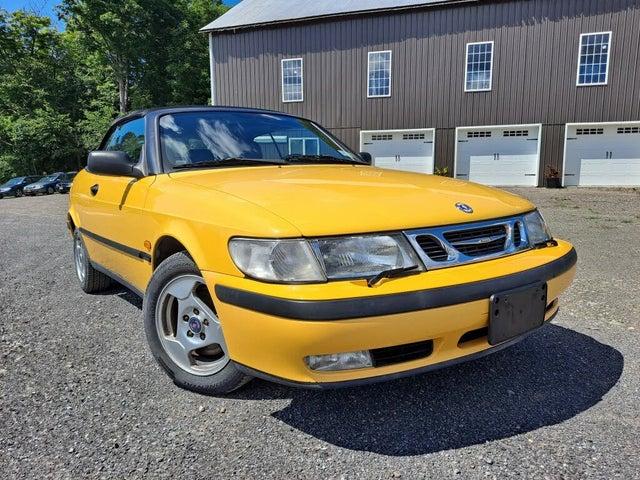 1999 Saab 9-3 2 Dr Turbo Convertible