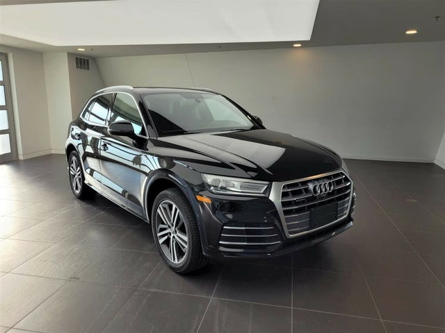 2019 Audi Q5 2.0T quattro Progressiv AWD