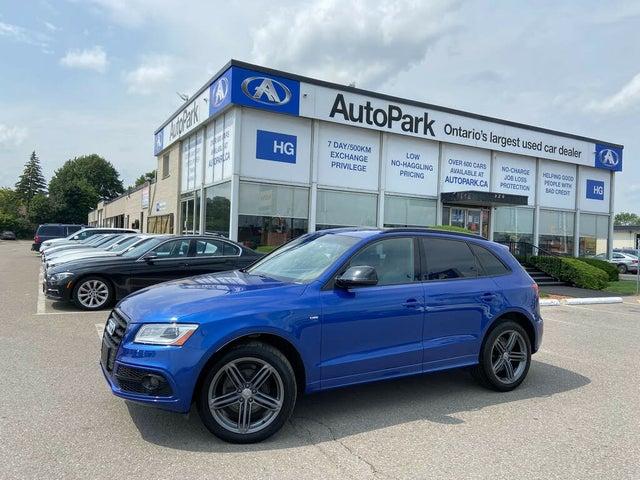 2017 Audi Q5 2.0T quattro Technik AWD
