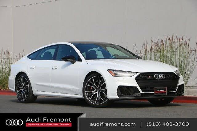 2020 Audi S7 3.0T quattro Premium Plus AWD