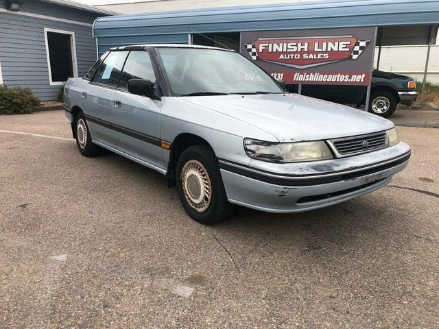 1992 Subaru Legacy 4 Dr L AWD Sedan