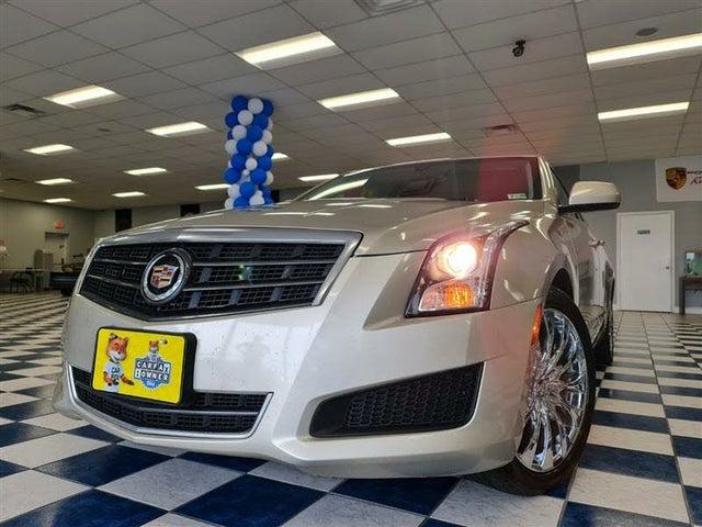 2014 Cadillac ATS 2.5L RWD