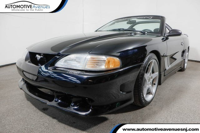 1996 Ford Mustang GT Convertible RWD