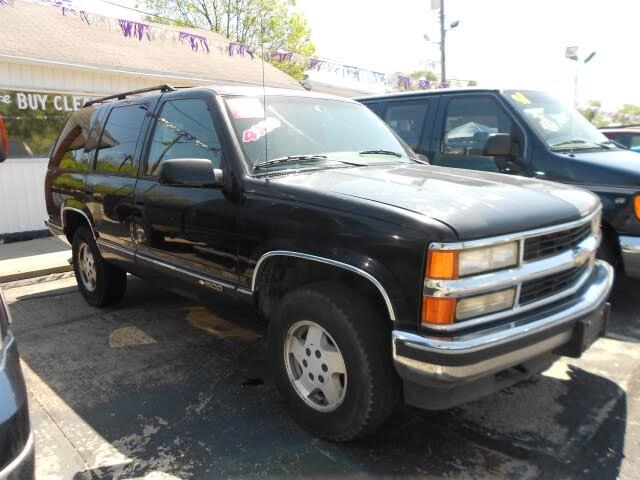 1995 Chevrolet Tahoe LT 4-Door 4WD