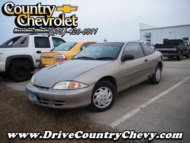 2001 Chevrolet Cavalier Coupe FWD