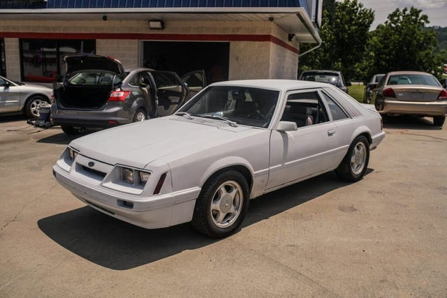 1986 Ford Mustang LX Coupe RWD