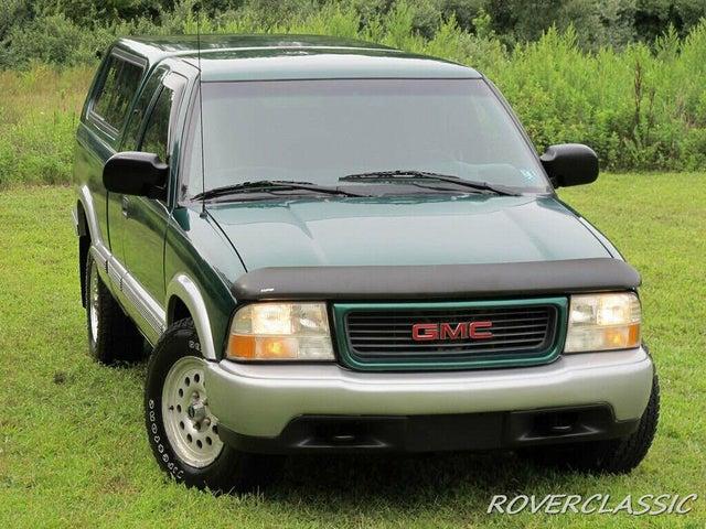 2000 GMC Sonoma SLS Sport Ext Cab 4WD Stepside