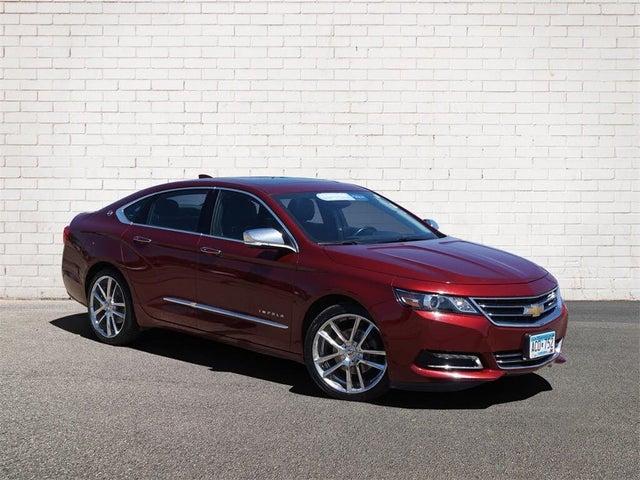 2017 Chevrolet Impala Premier FWD