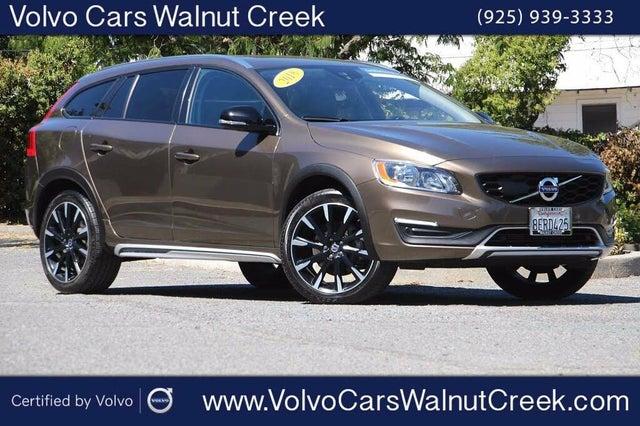 2018 Volvo V60 Cross Country T5 Premier AWD
