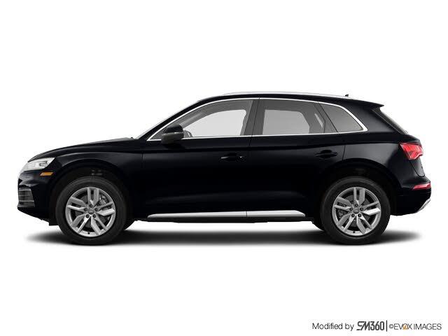2020 Audi Q5 2.0T quattro Komfort AWD
