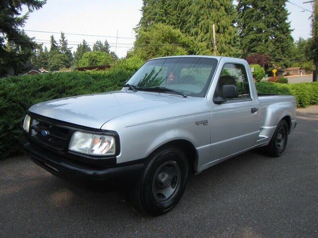 1996 Ford Ranger XL Standard Cab Stepside SB