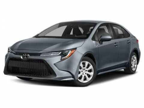 2022 Toyota Corolla LE FWD