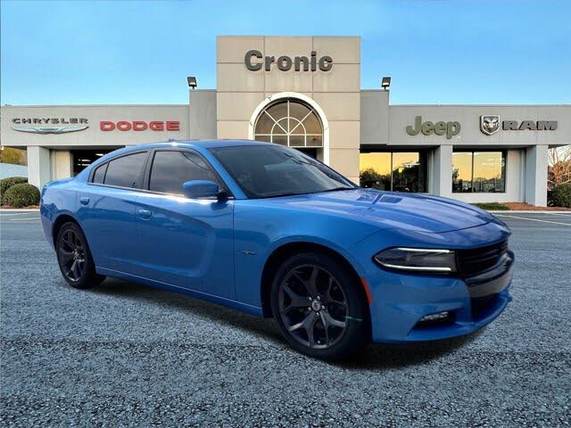 2018 Dodge Charger R/T RWD