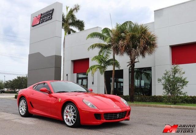 2008 Ferrari 599 GTB Fiorano RWD
