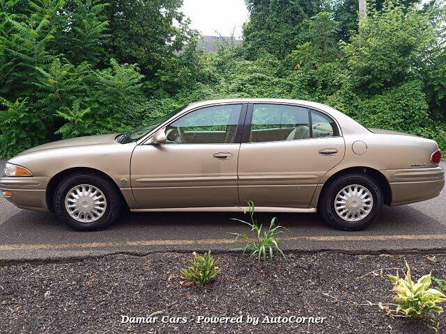 2000 Buick LeSabre Custom Sedan FWD