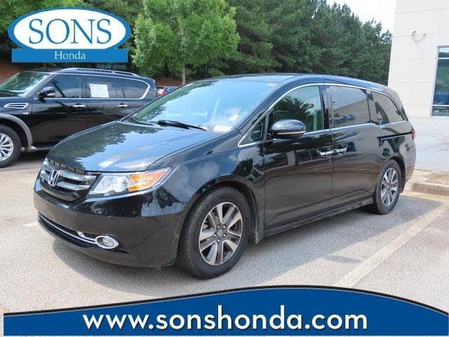 2015 Honda Odyssey Touring Elite FWD