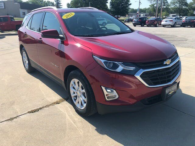 2018 Chevrolet Equinox 1.6T Diesel LT FWD