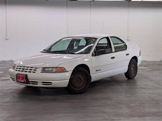 1997 Plymouth Breeze 4 Dr STD Sedan