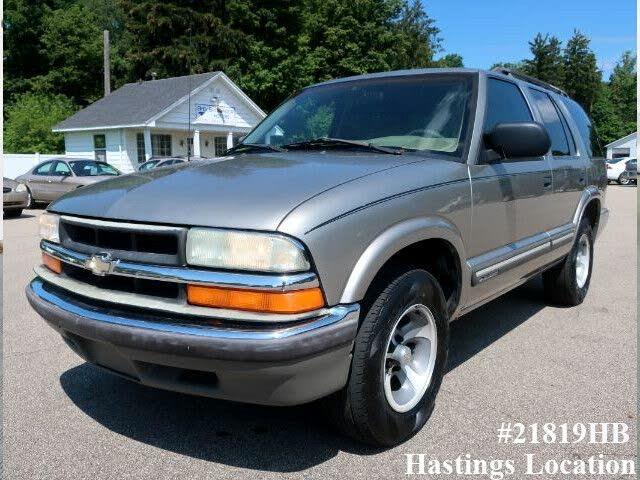 2000 Chevrolet Blazer LS 4-Door RWD