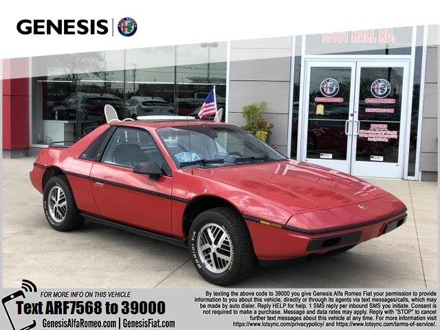 1984 Pontiac Fiero SE or Indy