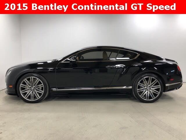 2015 Bentley Continental GT Speed AWD