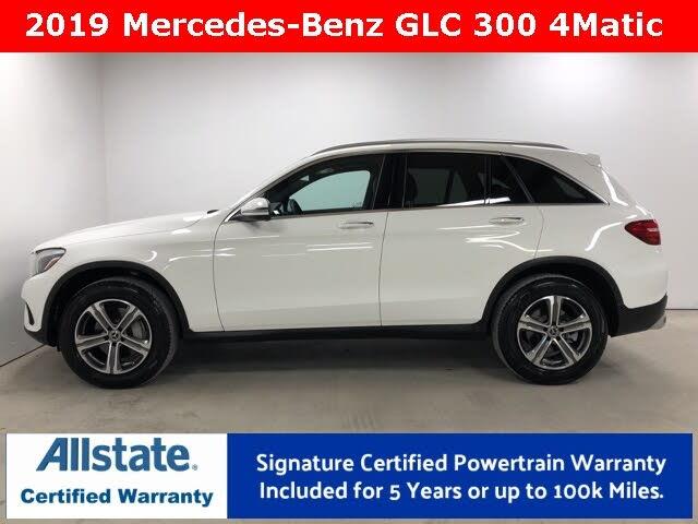 2019 Mercedes-Benz GLC-Class GLC 300 4MATIC AWD