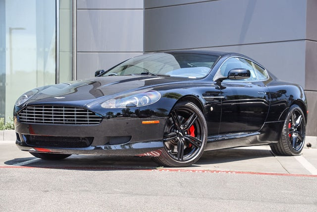 2009 Aston Martin DB9 Coupe RWD