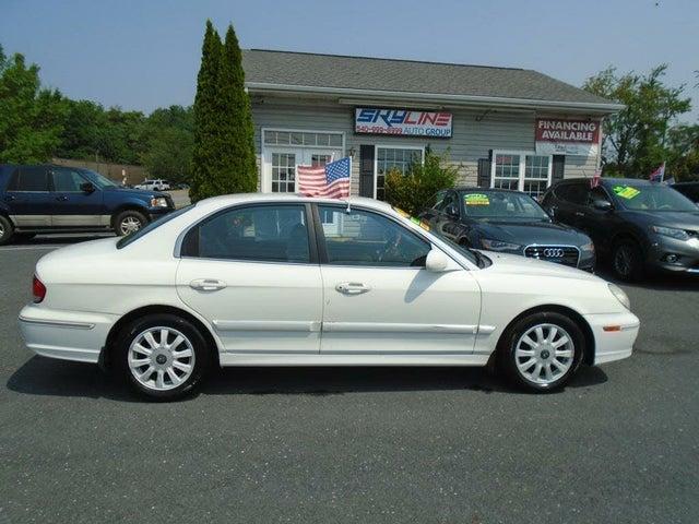 2003 Hyundai Sonata V6 LX FWD