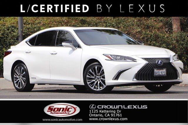 2019 Lexus ES Hybrid 300h FWD