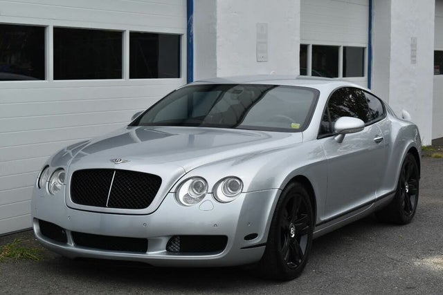 2007 Bentley Continental GT W12 AWD