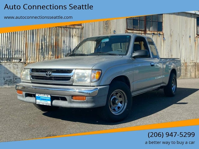 2000 Toyota Tacoma 2 Dr SR5 V6 Extended Cab LB
