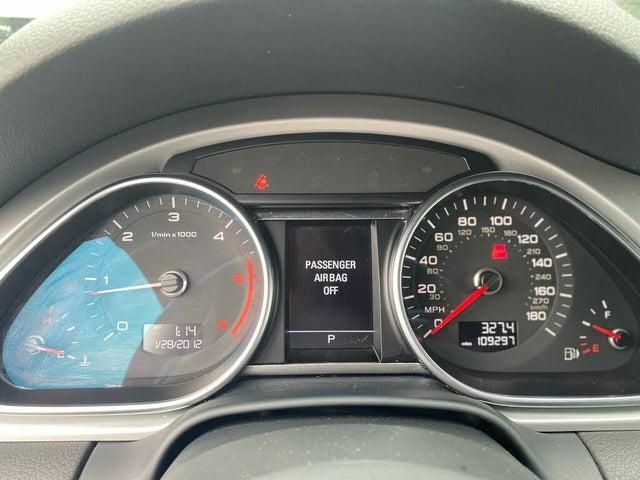 2012 Audi Q7 3.0 TDI quattro Prestige AWD