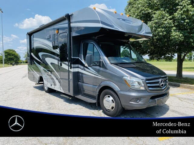 2016 Mercedes-Benz Sprinter Cab Chassis 3500 170 DRW RWD